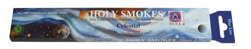 Holy Smokes, Blue Line, Celestial