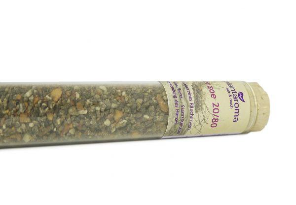 Benzoe Siam/Sumatra-20/80, 100 % naturreines Räucherwerk