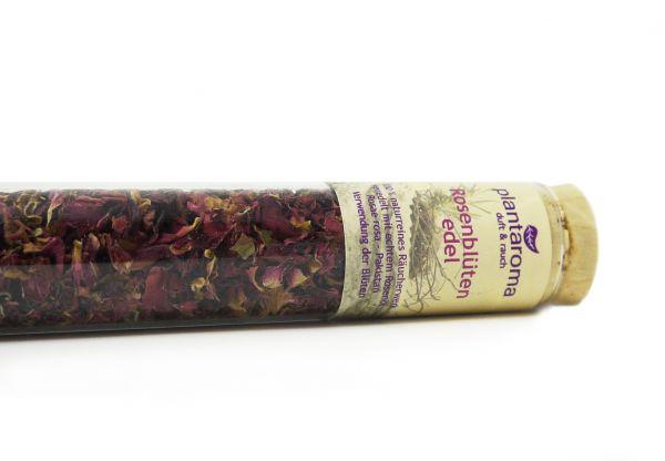 Rosenblüten edel, 100 % naturreines Räucherwerk