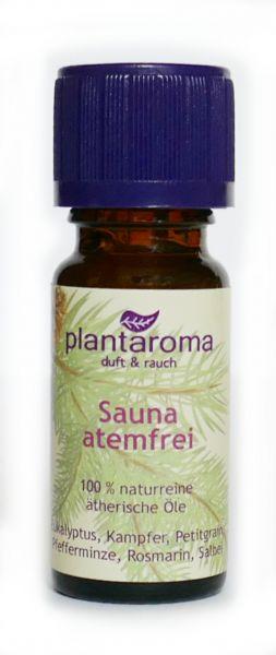 Sauna atemfrei, 100 % naturreine ätherische Öle