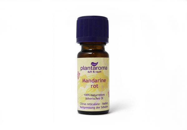 Mandarine rot, 100 % naturreines ätherisches Öl