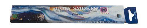 Holy Smokes, Blue Line, Zitrone