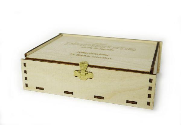 Räucherbox, 100 % naturreine Räucherwaren