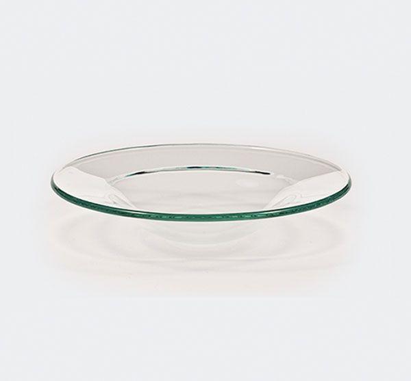 Duftlampe, Ersatzschale, Glas, klar