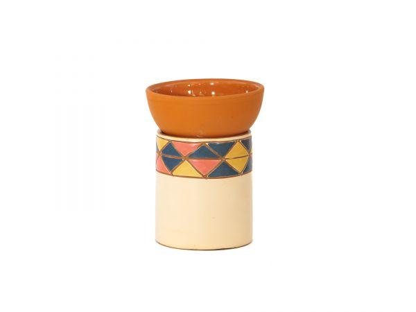 Duftlampe Sulana, Keramik