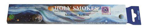 Holy Smokes, Blue Line, Mellow Yellow