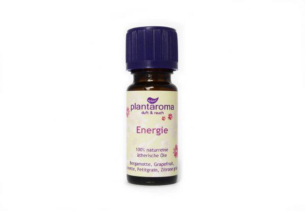 Energie, Düfte für die Seele, 100 % naturreine ätherische Öle