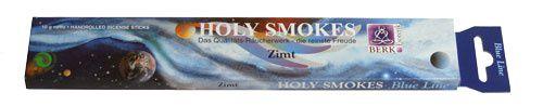 Holy Smokes, Blue Line, Zimt
