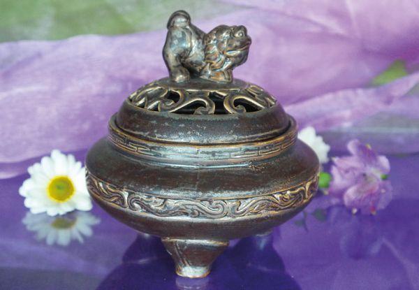 Räuchergefäß Li, Keramik