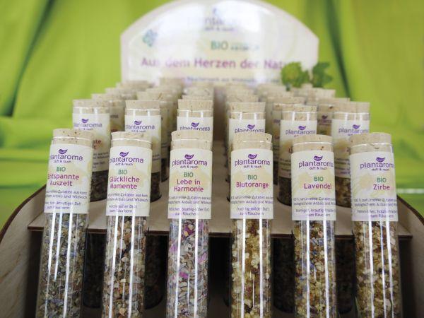 Lavendelweihrauch mit BIO Lavendelöl und -blüten