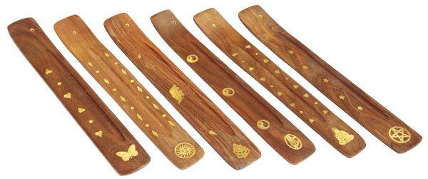Stäbchenhalter - Holz