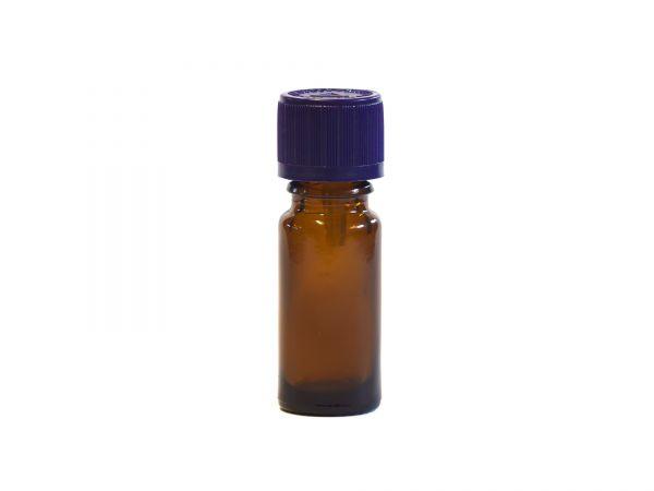 Braunglasflasche mit Verschluss