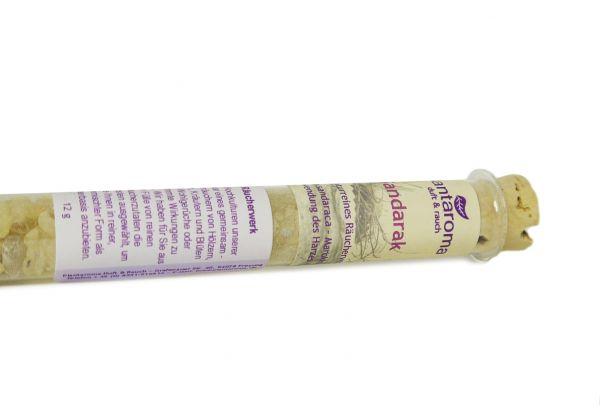 Sandarakharz, 100 % naturreines Räucherwerk