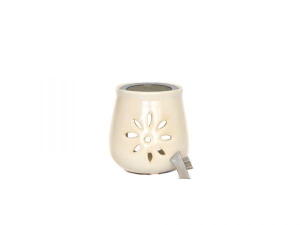 Räucherstövchen Blume