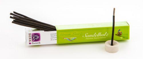 Holy Smokes, Green Line, Sandelholz