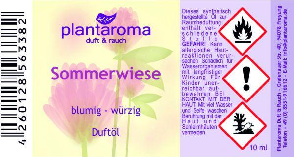 Sommerwiese, Duftöl