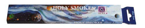 Holy Smokes, Blue Line, Agarholz