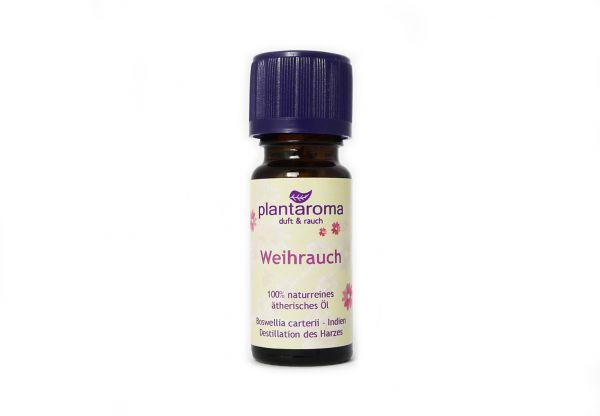 Weihrauch, 100 % naturreines ätherisches Öl