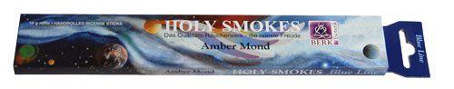 Holy Smokes, Blue Line, Amber Mond